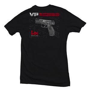 VP9 Series Diagram Tshirt, Blk (XL)