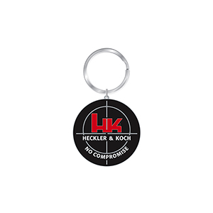 HK No Compromise Key Chain