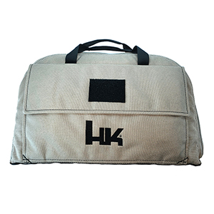 HK Large Pistol Bag, Tan