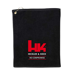 HK No Compromise Shooting Towel
